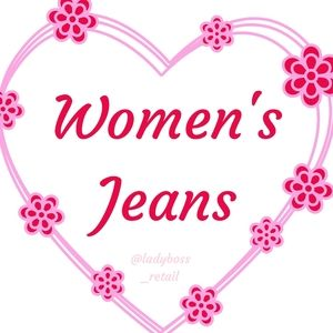 Women's Jean Section